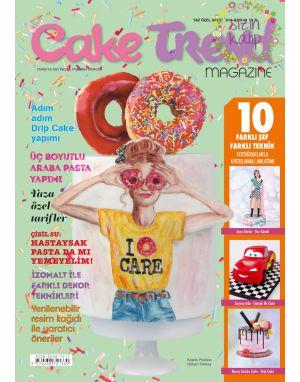 Cake Trend Magazine Dergisi 10.sayı