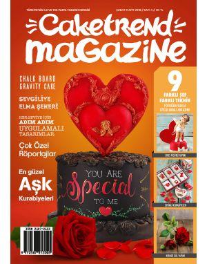 Cake Trend Magazine Dergisi 4.sayı