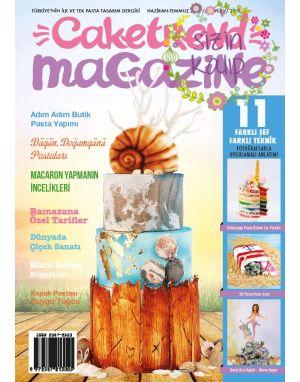 Cake Trend Magazine Dergisi 6.sayı