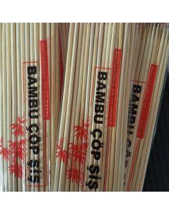 Ahşap Çubuk Bambu 50li paket 35 cm uzunluk