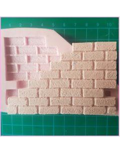 Duvar Desen Silikon Kalıp