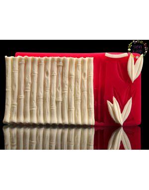 Bambu Set Silikon 20*12.5cm Kalıp Ölçüsü